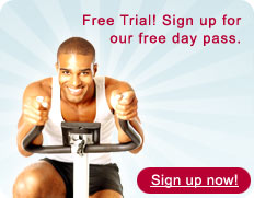Free Trial! Sign up for our free day pass. Sign up now!